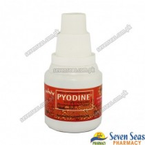 PYODINE SOLUTION SOL  (60ML)