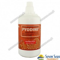 PYODINE SOLUTION SOL  (450ML)