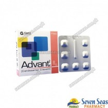 ADVANT TAB 8MG (2X7)