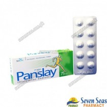 PANSLAY TAB 75MG (2X10)