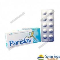 PANSLAY TAB 50MG (2X10)