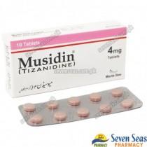 MUSIDIN TAB 4MG (1X10)