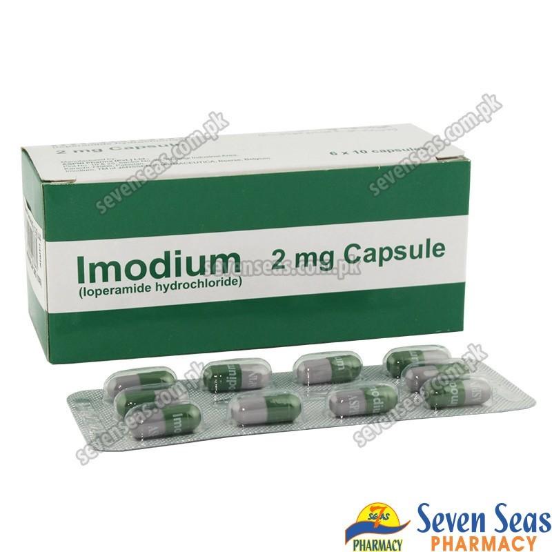 IMODIUM CAP 2MG (10X6)