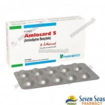 AMLOCARD TAB 5MG (2X10)