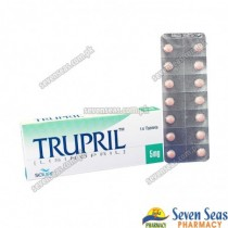 TRUPRIL TAB 5MG (1X14)