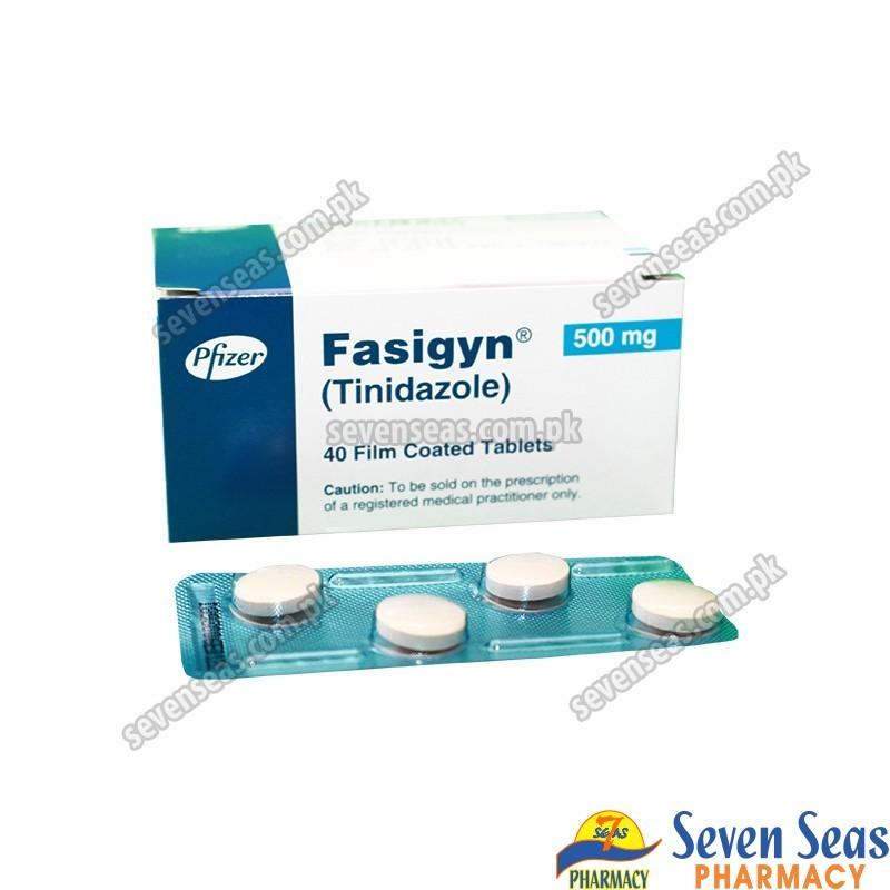 FASIGYN TAB 500MG (1X40)