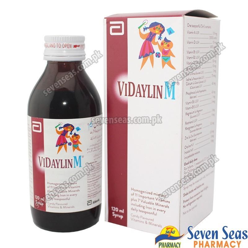 VI-DAYLIN M SYP  (120ML)