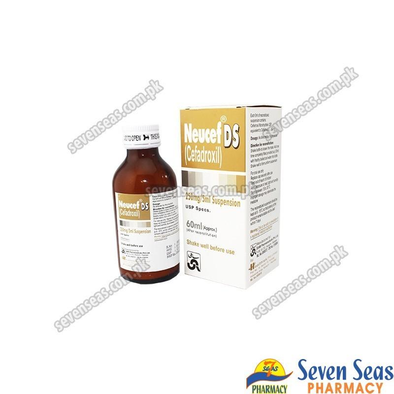 NEUCEF DS SUS  (60ML)
