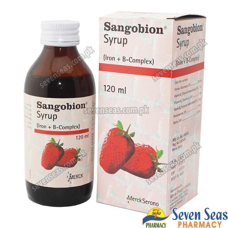 SANGOBION SYP  (120ML)