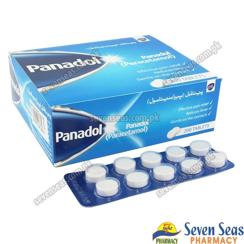 PANADOL TAB  (20X10)