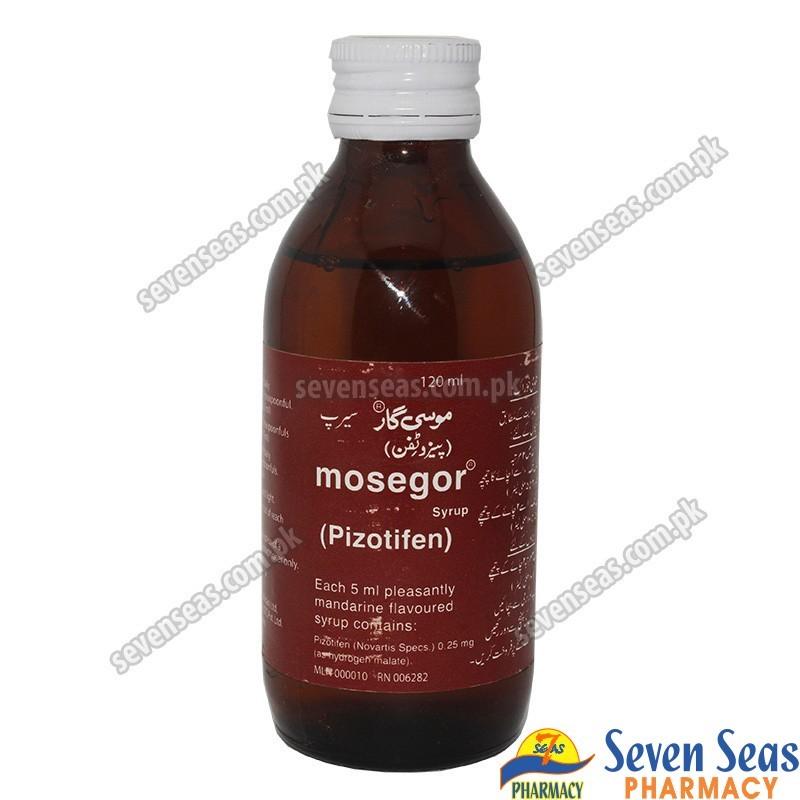 MOSEGOR SYP  (120ML)