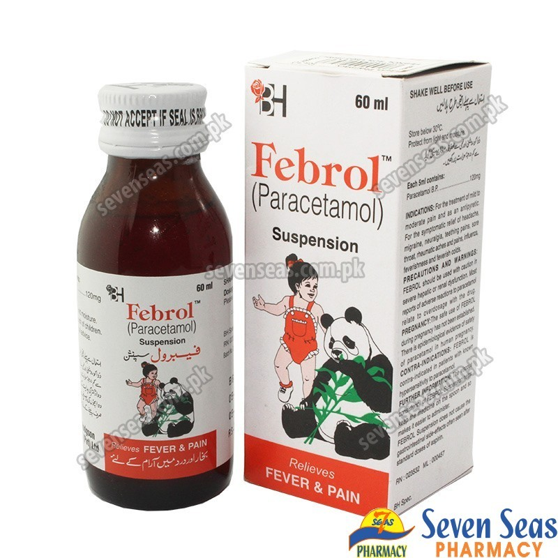 FEBROL SUS 12MG (60ML)