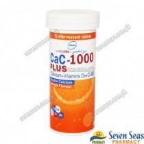 CAC-1000 PLUS TAB ORANGE (1X10)