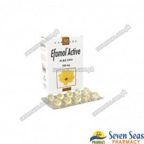 EFAMOL ACTIVE CAP 500MG (1X30)