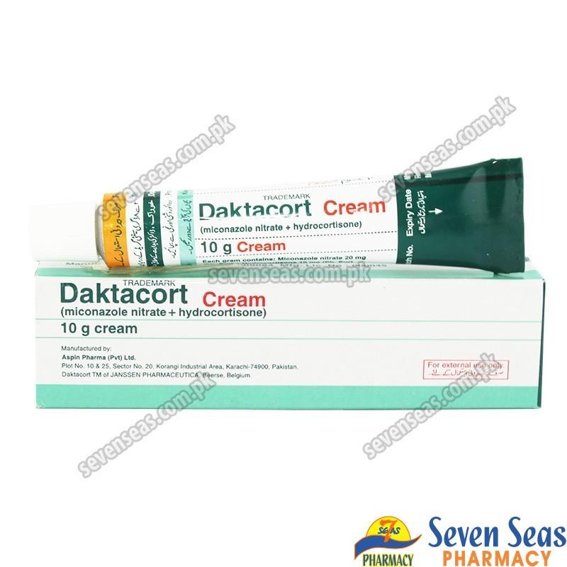 DAKTACORT CRE  (10GM)