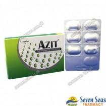 AZIT CAP 250MG (1X6)
