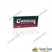 CARDIOSIL TAB 10MG (2X10)