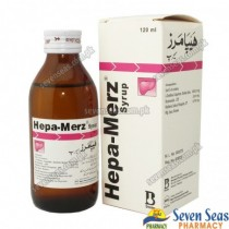 HEPA-MERZ SYP  (120ML)