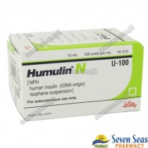 HUMULIN-N INJ  (10ML)