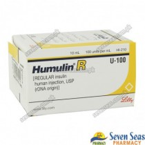 HUMULIN-R INJ  (10ML)