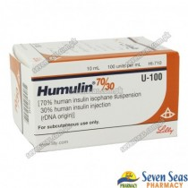 HUMULIN 70/30 INJ  (10ML)