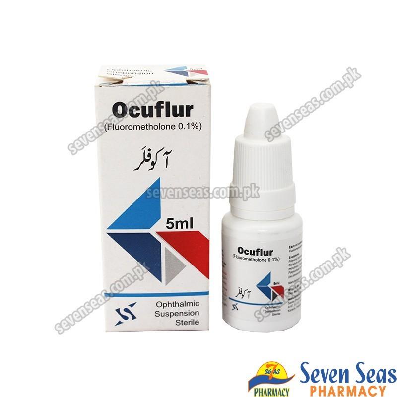 OCUFLUR DRO 0.1% (5ML)