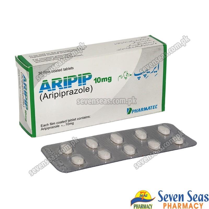 ARIPIP TAB 10MG (3X10)