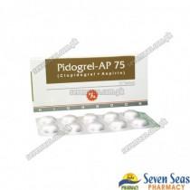 PIDOGREL AP TAB 75MG (1X10)