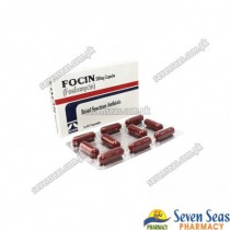 FOCIN CAP 500MG (1X10)