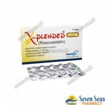 X-PLENDED TAB 10MG (1X10)