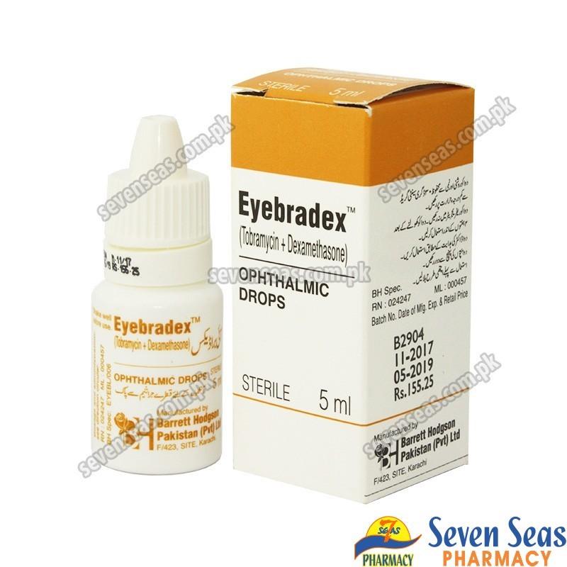 EYEBRADEX DRO 5ML (1X5ML)