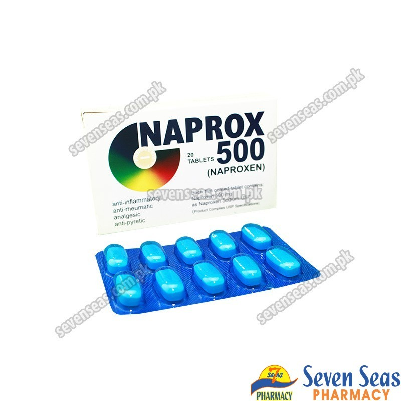 NAPROX TAB 500MG (1X20)