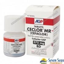 CECLOR MR TAB 375MG (1X8)