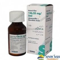 AMOXI-CLAV SYP 156.25GM (60ML)