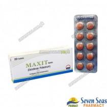 MAXIT TAB 75MG (2X10)