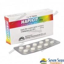 HAPICIT TAB 20MG (1X10)