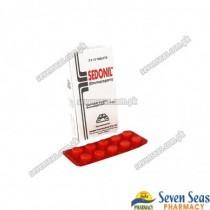 SEDONIL TAB 3MG (3X10)