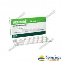 METOMIDE TAB 10MG (10X10)