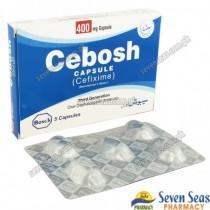 CEBOSH CAP 400MG (1X5)