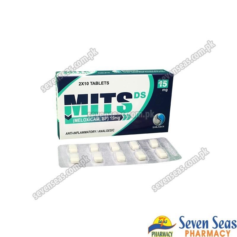 MITS TAB 15MG (2X10)