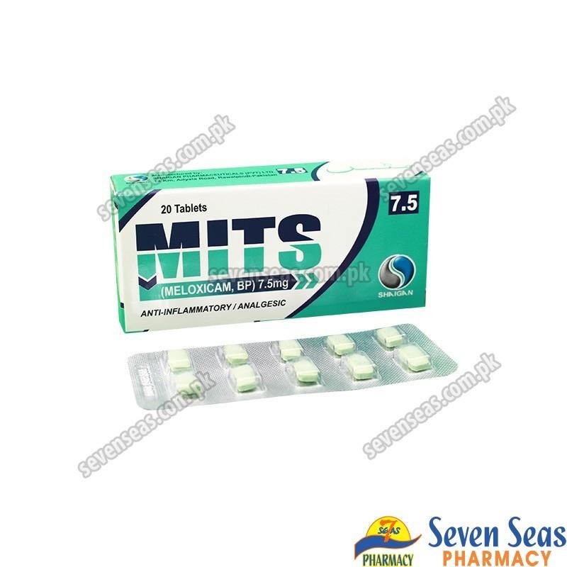 MITS TAB 7.5MG (2X10)