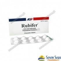 RUBIFER TAB  (2X10)