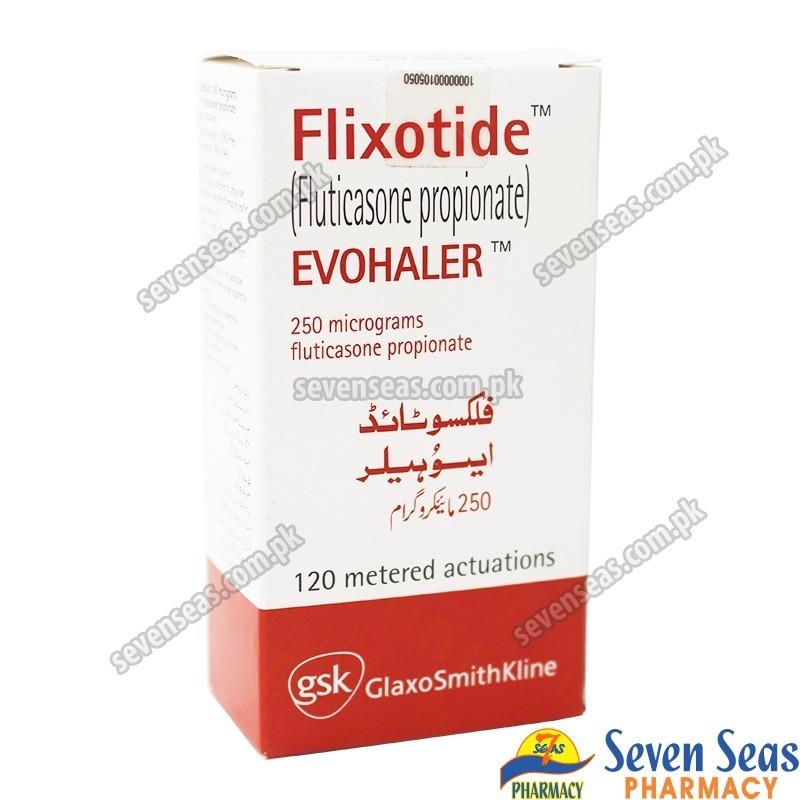 FLIXOTIDE INH 250MCG (1X1)