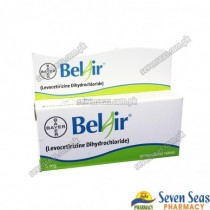 BELAIR TAB 5MG (1X10)