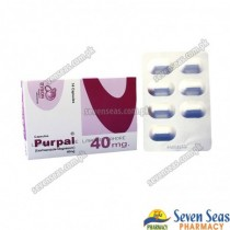 PURPAL CAP 40MG (2X7)