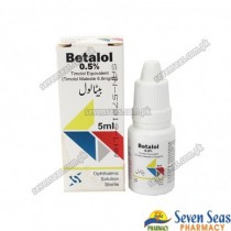 BETALOL DRO 0.5% (5ML)