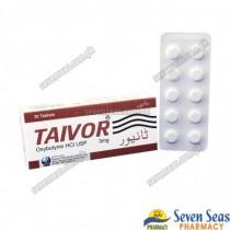TAIVOR TAB 3MG (3X10)