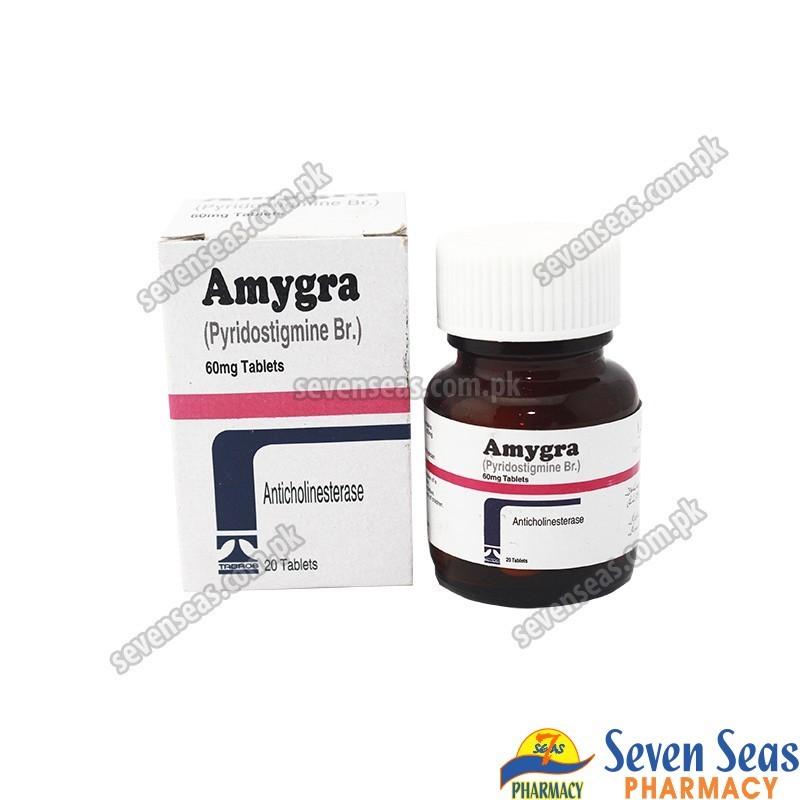 AMYGRA TAB  (1X20)