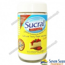 SUCRAL POW  (84GM)