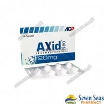 AXID NEO CAP 20MG (2X7)